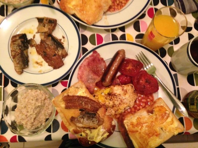 HP Breakfast 2
