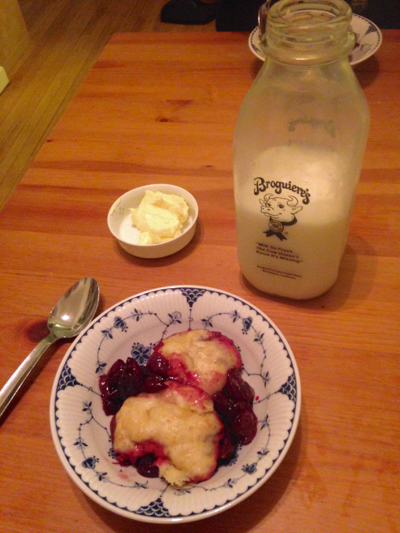 Cherry Dumpling 13