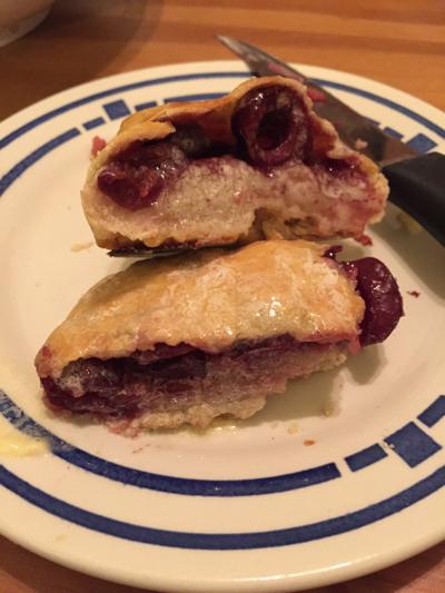 Cherry Dumpling 2