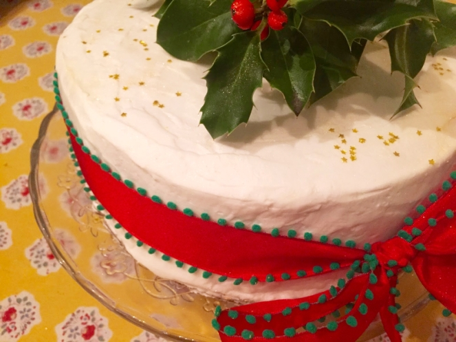 Christmas Cake 15