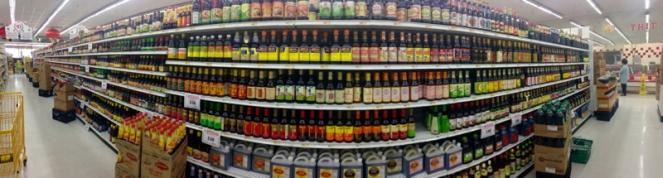 Soy Sauce Aisle
