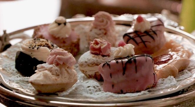 Sallie Moffat's Cakes