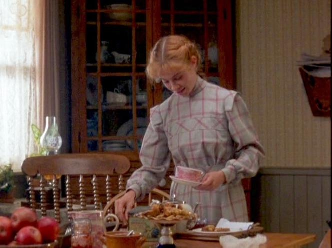 Anne Readies Tea