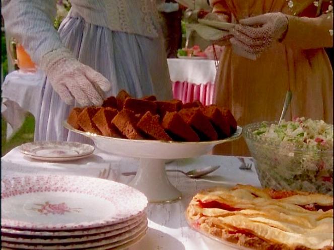 Cake, Pie, Salad