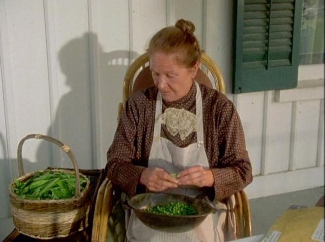 Marilla's Peas